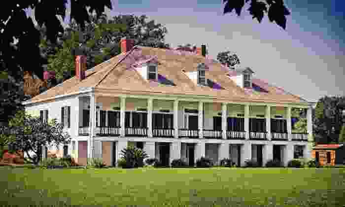 St. Joseph Plantation - Edgard: Sugar-Cane Plantation Tour for Two or Four at St. Joseph Plantation (Up to 52% Off)