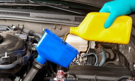 $22 for Oil-Change Package with 21-Point Inspection and Fluid Top Off at Pro Oil Change ($44.99 Value)