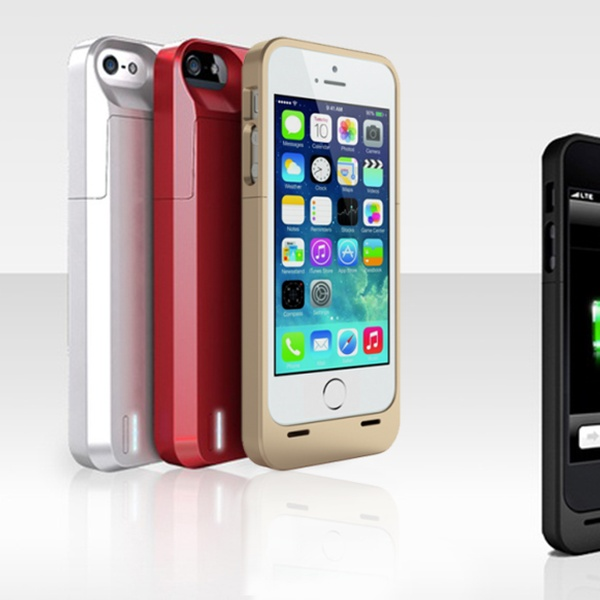 new style 017c0 92e64 uNu DX 2,300mAh Protective Battery Case for iPhone 5/5s. Multiple Colors  Available. Free Returns.
