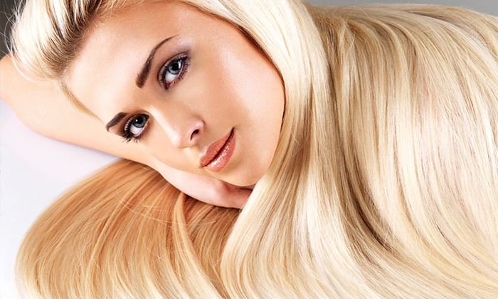 Enchante A European Salon - Fort Collins: Haircut and Color, or Brazilian Blowout at Enchante A European Salon (Up to 57% Off). Four Options Available.