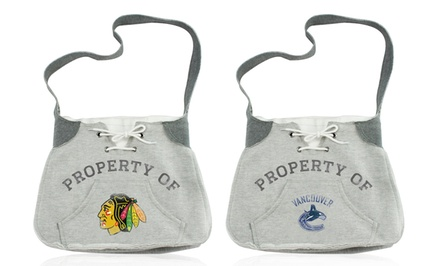 NHL Hoodie Sling. Multiple Teams Available.