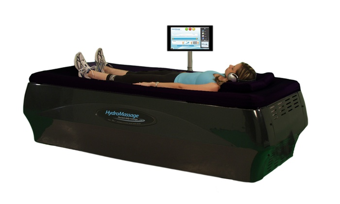 Corporate Massage Solutions - Corporate Massage Solutions: $25 for Two 30-Minute Computerized Hydromassage Sessions with Consultation at Corporate Massage Solutions ($75 Value)