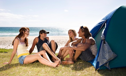 One or Two Nights of Tent or RV Camping at Miller's Landing (Up to 58% Off)