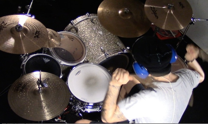 Drum & Grow Rich - San Diego: 60-Minute Musical Instrument Lesson at Drum & Grow Rich (43% Off)