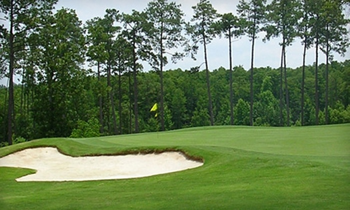 King's Grant Golf & Country Club - E. E. Smith: $17 for 18 Holes of Golf with Cart at King's Grant Golf & Country Club (Up to $35 Value)