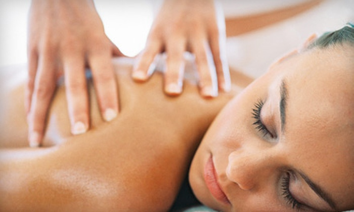 Studio 411 - Bryn Mawr: Shellac Manicure, 60-Minute Massage, or Microdermabrasion at Studio 411