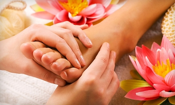 My Body TLC - Naples: $34 for a 30-Minute Organic Reflexology Massage at My Body TLC ($68 Value)