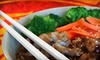 Wei Wei Pan Asian Eatery - Southgate: $10 for $20 Worth of Asian Fare at Wei Wei Pan Asian Eatery in Happy Valley