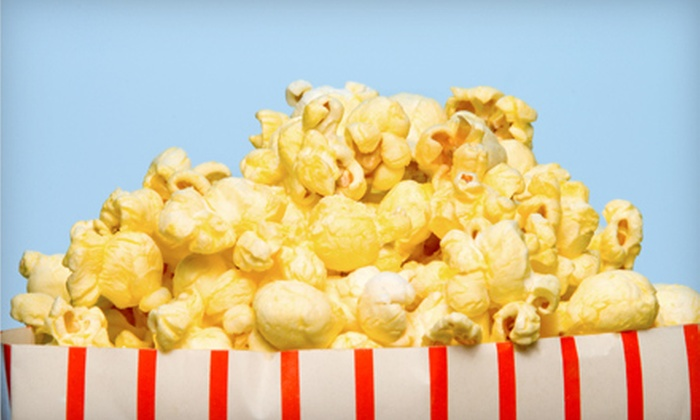 Spotlight Theatres Searstown 10 - Titusville: $5 for One Movie Ticket and 46-Ounce Popcorn at Spotlight Theatres Searstown 10 in Titusville ($13 Value)