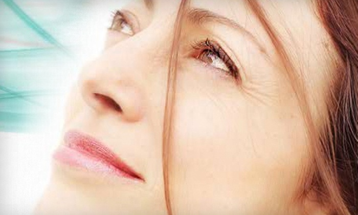 Arkansas Anti-Aging - Downtown: $400 for Four Combination Photo-Rejuvenation and Skin-Tightening Age-Defying Treatments on the Neck or Chest at Arkansas Anti-Aging (Up to $1,200 Value)