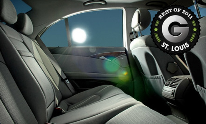 Floyd Glass & Window - St. Charles: $49 for an Interior Auto Detail at Floyd Glass & Window in St. Charles (Up to $129 Value)