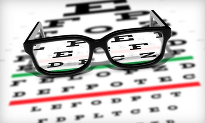Eyes on Main - Annapolis: $75 for Eye Exam and $200 Worth of Eyewear at Eyes on Main in Annapolis ($290 Value)