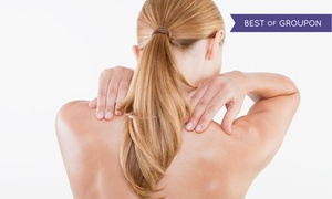 Corpus Christi Chiropractic & Wellness: Chiropractic Exam with One or Three Massages at Corpus Christi Chiropractic & Wellness (Up to 85% Off)