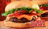 The Net Grill - Easton: $6 for $12 Worth of Burgers and More at The Net Grill