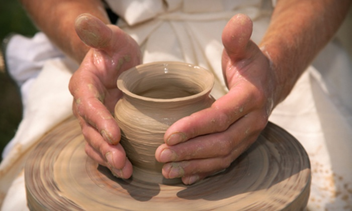 Red Star Studios - Crossroads,Midtown,Westside: Two Ceramics Classes, Three-Class Child or Teen Course, or Six-Week Adult Course at Red Star Studios (Up to 54% Off)