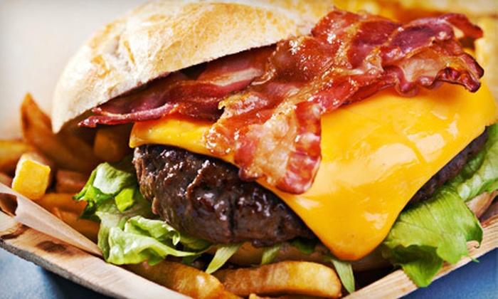 Fast Eddie's Diner - Multiple Locations: $10 for $20 Worth of American Fare at Fast Eddie's Diner