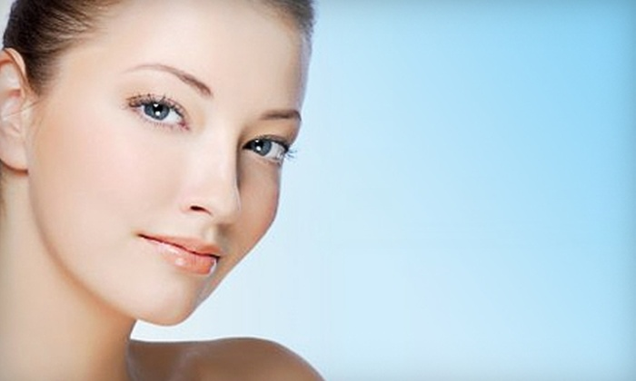 Glad Eyecare & Glad Aesthetics - Palm Bay Homes: Med-spa Facial Treatments at Glad Eyecare & Glad Aesthetics. Three Options Available.