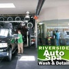 Up to 73% at Riverside Auto Spa
