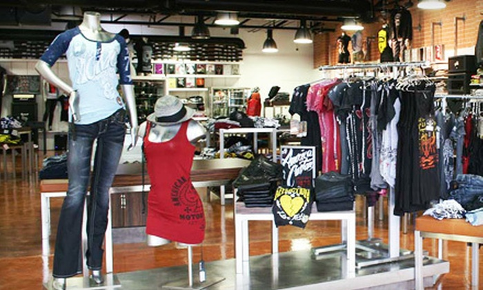 Dress Code - Broadmoor-Broadway: $10 for $20 Worth of Clothing and Accessories at Dress Code