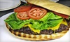 Chef Mikes Charcoal Grill - Pike: Burger Meal for Two or Four at Chef Mike's Charcoal Grill (Up to Half Off). Two Expiration Dates Available.