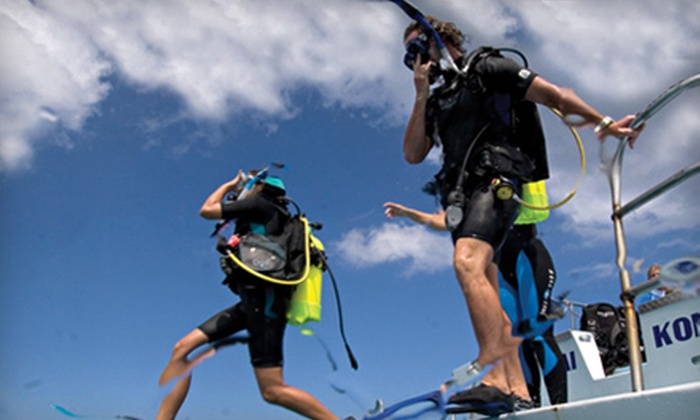 Scuba West - Port Richey: $149 for an Open-Water Scuba-Diving Certification Course at Scuba West in Hudson ($329.95 Value)