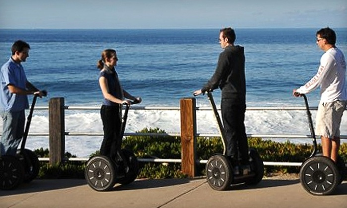 We Love Tourists - Multiple Locations: $49 for Your Choice of Two-Hour Segway Tour with We Love Tourists ($150 Value)