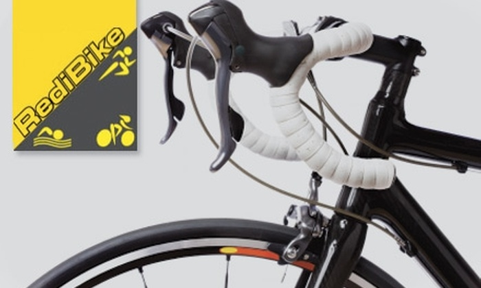 RediBike Cycling & Fitness - Reckeweg Road: $27 for a Bike Tune-Up from RediBike Cycling & Fitness