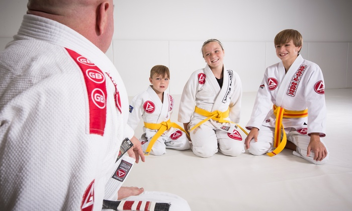 Gracie Barra - Knoxville - Knoxville: $40 for $120 Worth of Martial-Arts Lessons — Gracie Barra Knoxville