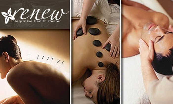 Renew Integrative Health Center - Pacific Beach: $39 for Acupuncture and a Massage at Renew Integrative Health Center ($135 Value)