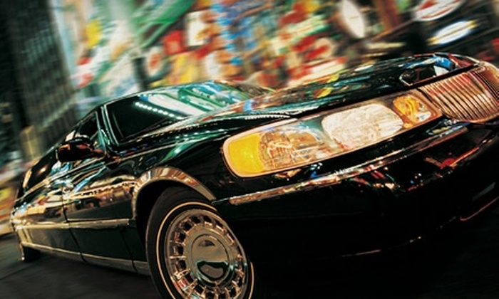 Best Limousine - Springfield: $45 for One Hour of Limousine Service for Up to Eight People at Best Limousine ($160 Value)