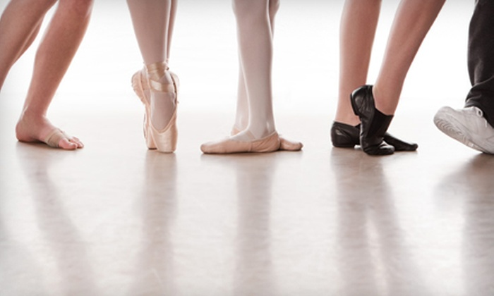 Dance Alberta - Queen Mary Park: Four or Eight Dance Classes in Ballet, Jazz, Tap, or Hip Hop at Dance Alberta
