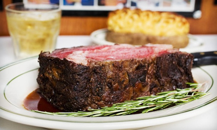 Don & Charlie's - Downtown: $20 for $40 Worth of American Fare at Don & Charlie's in Scottsdale