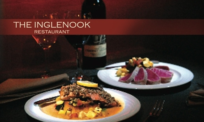 Inglenook Restaurant  - Denver: $25 for $50 Worth of Gourmet Fare at Inglenook Restaurant in Loveland