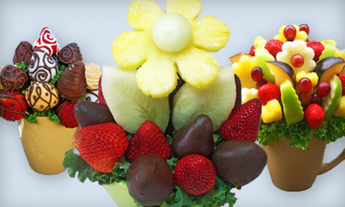 Fruitful Expressions - Lower Sackville: $20 for $40 Worth of Fruit Bouquets at Fruitful Expressions