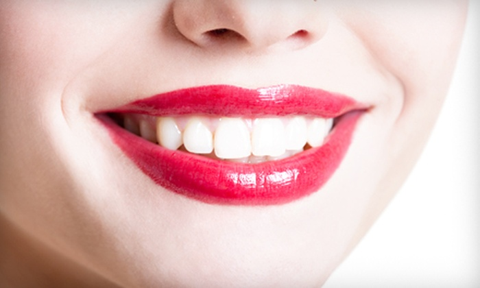 Dr. Scott M. Reader, DMD - Spyglass Commerce Park Virea: Dental-Cleaning Package or Sapphire Teeth-Whitening Treatment from Dr. Scott M. Reader, DMD in Viera (Up to 78% Off)