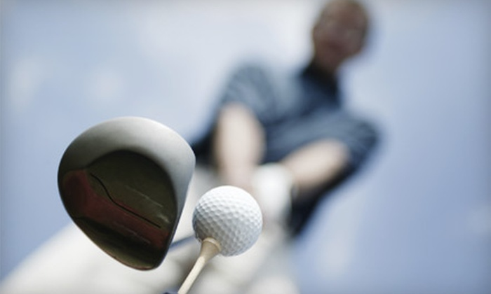 Airways Municipal Golf Course - Fresno: $17 for a Golf Outing with Cart Rental at Airways Municipal Golf Course ($34 Value)