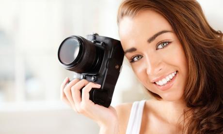 Curso presencial de iniciación a la fotografía, avanzado o de iluminación desde 24,90 € en Duke Fotografía