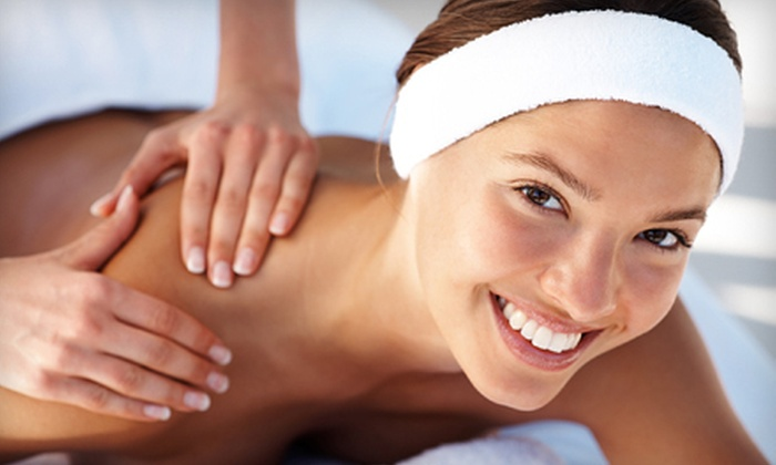 Equilibrium Spa - Bryn Mawr: Therapeutic Massage with Options for Facial or Facial and Reiki Session at Equilibrium Spa in Bryn Mawr (Up to 59% Off)