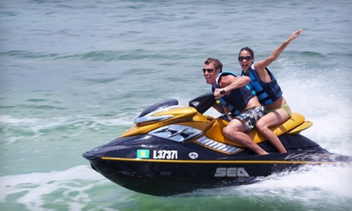 Hatteras Watersports - Salvo: $79 for a Waverunner Rental and Kayak Rental for Two at Hatteras Watersports in Salvo ($161 Value)