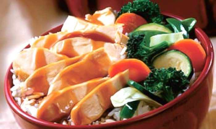 Samurai Sam's Teriyaki Grill - Las Vegas: $6 for $12 Worth of Japanese-Inspired Cuisine and Drinks at Samurai Sam's Teriyaki Grill