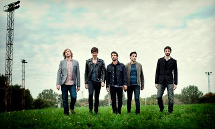 Sam Roberts Band - Toronto: $28 for One Early-Bird Ticket to See Sam Roberts Band at Echo Beach on July 26 at 8 p.m. ($37.84 Value)