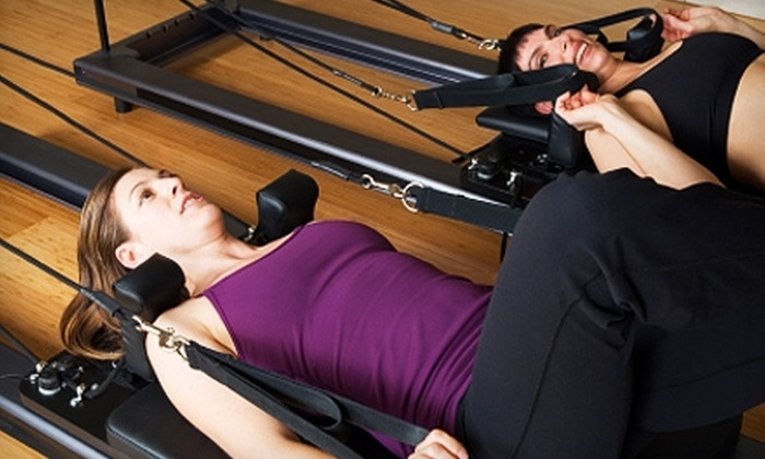 Baudry Therapy Center - Metairie: Four Pilates Classes or One Private Pilates-Equipment Session at Baudry Therapy Center in Metairie