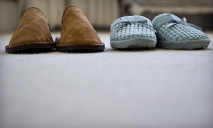 Premier Chem-Dry - Macon: $49 for a Three-Room Chem-Dry Carpet Cleaning from Premier Chem-Dry ($129 Value)
