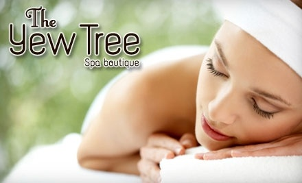 The Yew Tree Spa Boutique - The Yew Tree Spa Boutique in London