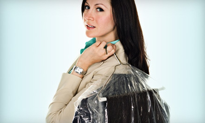 Modern Dry Cleaners - Ottawa: $10 for $22 Worth of Dry-Cleaning Services at Modern Dry Cleaners