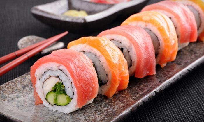 Sushi House of Hoboken - Hoboken: $15 Worth of Sushi & Grilled Japanese Entrees