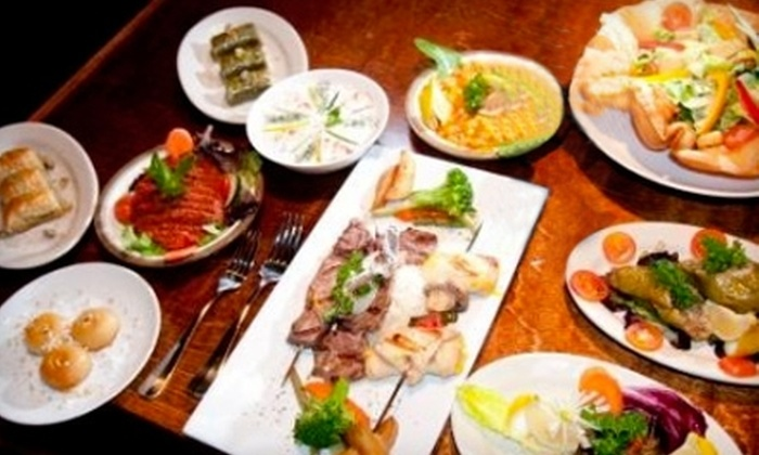 Bosphorus Mediterranean Restaurant - Inman Square: $20 for $40 Worth of Upscale, Traditional Turkish Cuisine at Bosphorus Mediterranean Restaurant in Cambridge