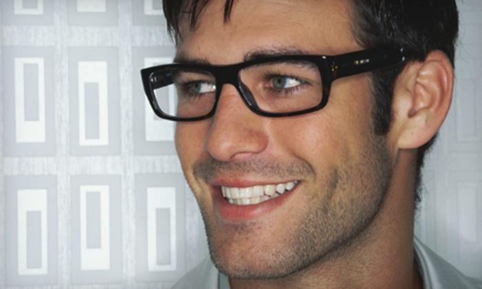 Village Optique - Raleigh: $50 for $200 Toward a Complete Set of Prescription Lenses with Frames at Village Optique