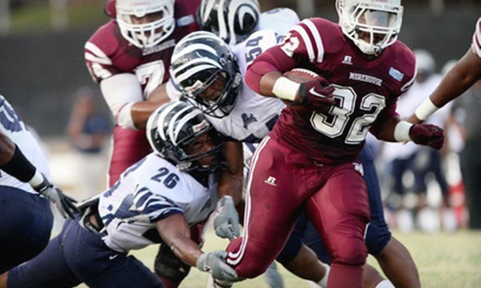 Howard vs. Morehouse Football Game - Northeast Washington: One Ticket to Howard Versus Morehouse Football Game at RFK Stadium on September 10 at 3:30 p.m. Three Options Available.