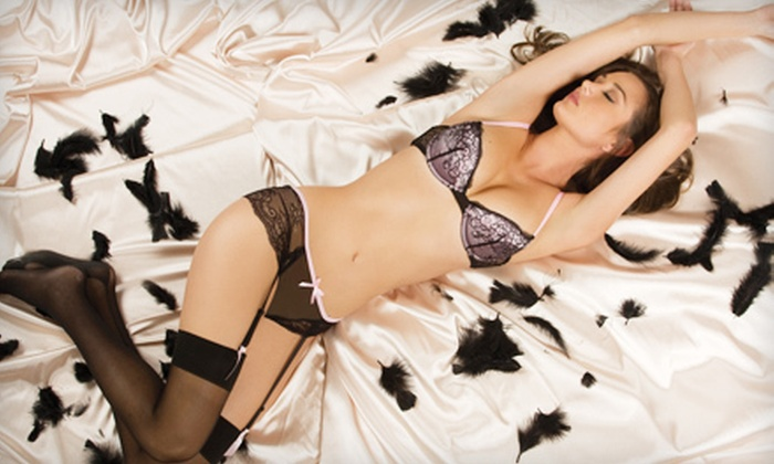 French Lingerie Outlet: Parisian-Influenced Lingerie from French Lingerie Outlet (Up to 60% Off). Two Options Available.
